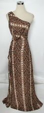 NWT BCBG MAX AZRIA $378 START COMBO Evening Gown 0P