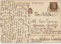 1935 int post da Arezzo x capo squadra 1 divisione 23 Marzo AOI via Adria Eritre