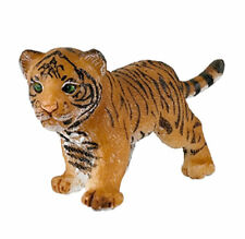 Tiger Cub Figure Wild Animal Tiger by Papo 50021