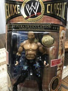 WWE Wrestling Deluxe Classic Superstars Series 4 Shawn Michaels Action Figure