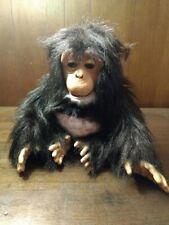 Cuddle Chimp Hasbro Animated Plush Monkey Toy FurReal Friends 2005 New Batteries