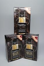 3 Pack L'Oreal Paris Superior Preference Mousse Absolue, 300 Pure Darkest Brown