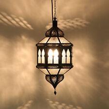 Marokkanische Lampe Laterne Hängelaterne Hängeleuchte Orientalisch Trombia Biban