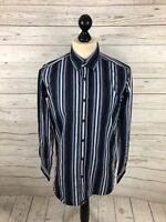 TED BAKER Shirt - Size 2 Small - Striped - Great Condition - Men's