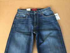 NWT Lucky (30WX34L) Men 429 Classic Straight Relaxed Tapered Leg Part FadedBlue