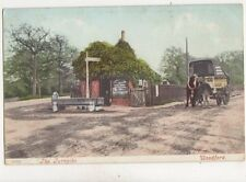 The Turnpike Woodford 1907 Postcard 246b