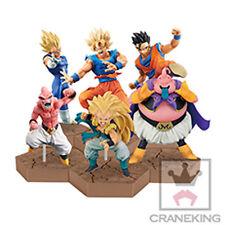 Dragon Ball KAI DXF Figure Fighting Combination Complete set Banpresto Japan Boo