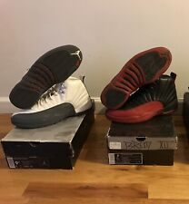 a484ea5a4f84 Lot Of 2Pair Air Jordan 12 OG colors Free Shipping