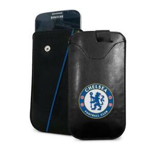 Chelsea FC Phone Pouch Small (football club souvenirs memorabilia)