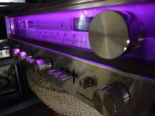 (10)PURPLE 8V-LED LAMP/DIAL/SX-650 SX-580 SX-680 SX-750 SX-450 SX-550 /RECEIVER