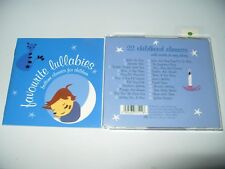 Rainbow Club Favourite Lullabies (2002) 22 Tracks cd + Inlays Are Excellent