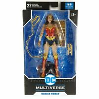 """McFarlane Toys DC Toys 7"""" WONDER WOMAN 1984 Multiverse Action Figure IN HAND"""