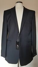 New Chester by Chester Barrie Jacket  Tailored Fit H/Bone Charcoal 40L £19.99