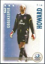 SHOOT OUT 2006-2007-EVERTON & UNITED STATES-TIM HOWARD