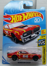 Hot Wheels 1968 Mercury Cougar  2017 HW Speed Graphics 8/10 Best For Track (48)