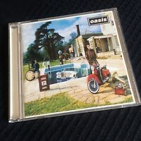 OASIS cd BE HERE NOW Liam Noel Gallagher brit pop