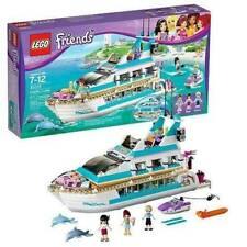LEGO Friends Dolphin Cruiser (41015) BN - collector's set