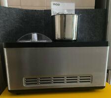 mit neuem/unbenutztem Edelstahl Behälter!!!!!! UNOLD Eismaschine Gusto 48845