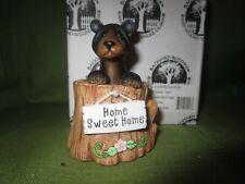 """Second Nature Design-Backyard Buddies-#30017 """"Home Sweet Home"""" Bear. 2005"""