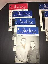 Skating Magazine - Vintage set from 1960