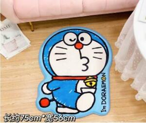 doraemon cat fuzzly Floor Mat  Carpets Bedroom Rug mats rugs fashion