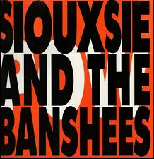 SIOUXSIE & THE BANSHEES PEEK A TWO RARE Vinyl Record Picture Disc