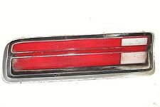 1972 FORD GALAXIE LH TAILLIGHT LENS 500 LTD #SAE-TSIAR-72 FD OEM C19-577