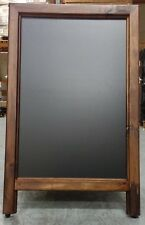 Heavy Duty Large Chalk A Board Advertising Event Pavement Sign 700 x 1100mm