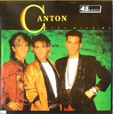 """12"""" Maxi - Canton (2) - Stay With Me - B310 - washed & cleaned"""