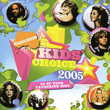 Nickelodeon Kids Choice 2005 by Various Artists (CD, Sep-2005