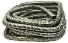 Vacuum Cleaner Hose 1 1/4  50' Wire Reinforced Black
