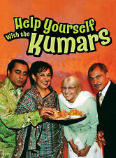 """AS NEW"" Help Yourself With The Kumars, Bhaskar, Sanjeev, Book"