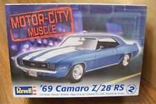 REVELL '69 CAMARO Z/28 RS 1/25 SCALE MODEL KIT