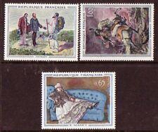 France 1962 ART timbres sg.1590-2 fin démonté excellent état CV