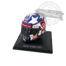 Spark Editions 1:5 Scale Romain Grosjean F1 2017 Mini Helmet Casque Formula One