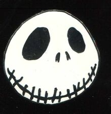 Jack Skellington Headshot Disney Pin 56748