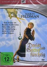 DVD NEU/OVP - Dreist und Gottesfürchtig - Marty Feldman & Richard Pryor