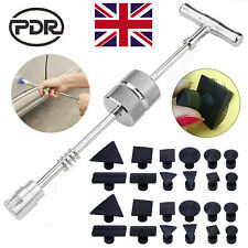 25× Paintless Hail Removal Dent Puller Slide Hammer PDR Tools Glue Pulling Tabs