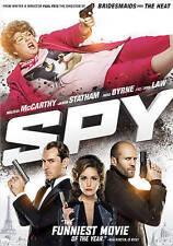 Spy (DVD, 2015) New