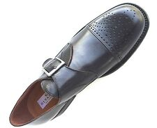 LUXURY  MEN'S SHOES ITALIAN DRESS ALL GENUINE LEATHER ;GIVALDI OF ITALY # 321