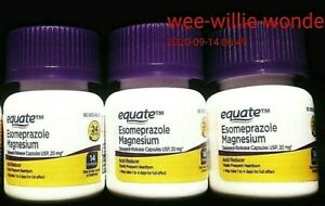 """3-PACK..EQUATE...ACID REDUCER..14 TAB EACH..AUG 2021 """"READ ALL"""""""