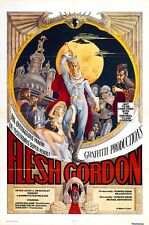 "Flesh Gordon Movie Poster Replica 13x19"" Photo Print"