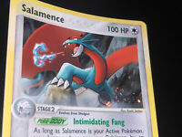 Pokemon Card - Salamence 19/97 - Holo Rare Winner Prize Promo EX Dragon - NM-M