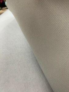 Grey Car Headlining Fabric 3 PLY 2mm Foam & Scrim Backed Top Quality Fabric