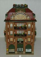 "Vollmer N 24570 Großstadthaus ""Romantisches Café"", Fertigmodell, gut gelungen"