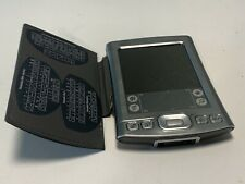 Used Palm Tungsten E2 Handheld Bluetooth Pda w/ Case and Stylus