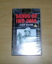 Sands Of Iwo Jima VHS Video Tape