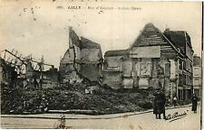 CPA  Lille - Rue d'Amiens (204600)