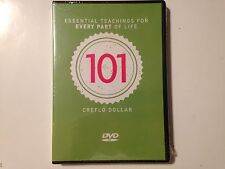 101 - Essential Teachings for Every Part of Life by Creflo Dollar (DVD) New
