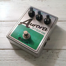 Raygun FX Aurora LoFi Delay-verb -Handmade Guitar Fx Pedal NEW UK